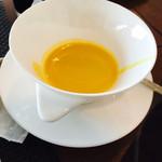 73116070 - かぼちゃのスープ!