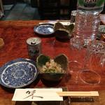 竹はる - 料理写真: