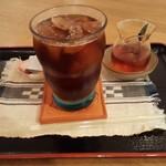 クプクプカフェ - アイスコーヒー