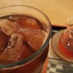 クプクプカフェ - 氷もコーヒー
