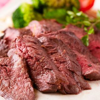 焼肉「タイガ」が系列!なのでお肉に自信あり◎
