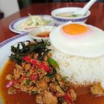 ジャイ タイ - ガパオガイ