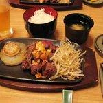 ステーキハウス源 - ヒレステーキ 150g 和食コース 3,470円