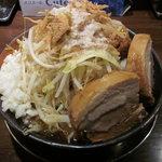 製麺所 豚とこむぎ - しょうゆラーメン