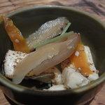 紅絲 - 自家製豆腐ハンバーグ定食