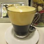 ベトナムカフェ エッグコーヒー - エッグコーヒー 490円