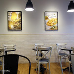 bb.q OLIVE CHICKEN café -