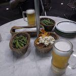 ラ・パウザ - テーブル席