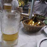 ラ・パウザ - ビールが旨い