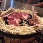 ゴチ - ラムチョップ&特上生ラム肉