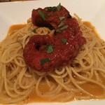 小倉 匠のパスタ ラ・パペリーナ - 天敵のスパゲティ