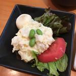 73129006 - マヨ感が強いポテトサラダ