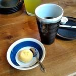臥薪 - マンゴーアイスと珈琲