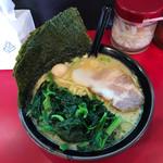 らっち家 - 料理写真:ほうれん草増し50円はお奨め!