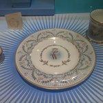 H.R..ヒギンス - ウイリアム王子結婚記念のお皿