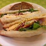 sarah moon - 日替わりサンドイッチ