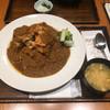 たつみ屋 - 料理写真:マウンテンチキンカツカレー1058円