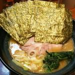 しょうゆのおがわや - 料理写真:のりらーめん。¥750(¥680+¥70)