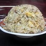 こく一番 - 炒飯¥850 ホリゾンタルアングル
