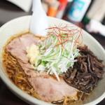 円山 嬉 - 料理写真:魚醤大盛り