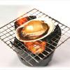 ヤン衆料理 北の漁場 - 料理写真:活あわびバター焼き 1個