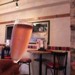 バルセン - 赤ワインからのスパークリングロゼへ