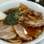 江差家 - チャーシュー麺!