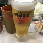 七福神 - 生ビール最初の一杯100円