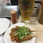 七福神 - どてやきと生ビール