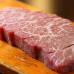 焼肉 龍 - 上赤身 ¥1380