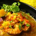 海老のスープカレー