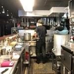 ガンコンヌードル - 厨房
