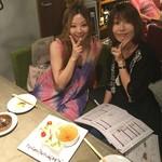 石垣牛と島料理 佐々木勝 - お誕生日おめでとうございます☆☆