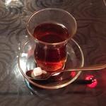 サライ - ランチ後には紅茶まで…!食後のドリンクでゆったりできました◎