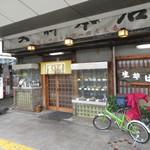 更科 - JR和歌山駅西口から徒歩4分