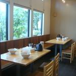 麺処 いち林 - 内観