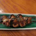 和食や 円 - うなぎのくりから焼き