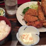 ぶらじる - 鶏徳盛