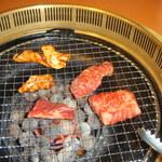 もーもー亭 - 料理