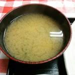 三好弥 - 味噌汁