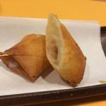 季節料理 年魚市 - 超トロトロの馬鈴薯春巻き
