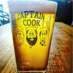 CAPTAINCOOK - オリジナルのグラス!!可愛いうえにこだわりの厚口でサイズはアメリカン!!