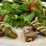 ミシュミシュ - ひよこ豆と野菜のファラフェル