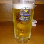 73154038 - とりあえずビール