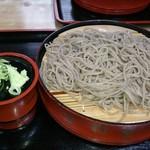 吉村屋 - もり蕎麦