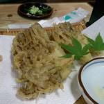 吉村屋 - 舞茸の天ぷら