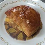 73156975 - 「料理」焼きたてカスタードアップルパイ!