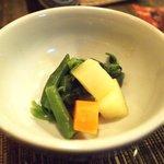 ヤマネコ - セットサラダ