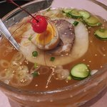 炭火焼肉味道苑 - 特製 冷麺