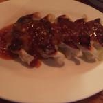 Usagishokudou - 海老チリ餃子
